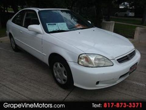 1999 Honda Civic for sale in Grapevine, TX