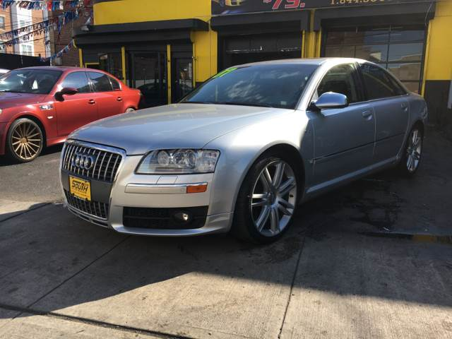 Audi S AWD Quattro Dr Sedan In Newark NJ South Street Auto - 2007 audi s8