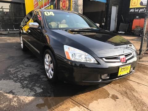 2004 Honda Accord for sale in Newark, NJ
