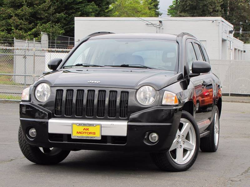 2008 Jeep Compass for sale at AK Motors in Tacoma WA
