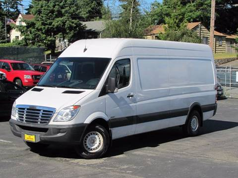 2011 Mercedes-Benz Sprinter Cargo for sale at AK Motors in Tacoma WA