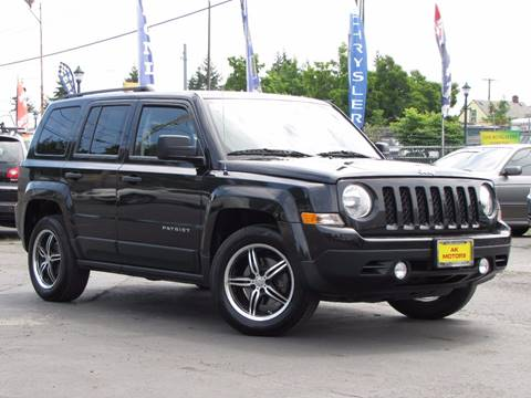 2011 Jeep Patriot for sale at AK Motors in Tacoma WA