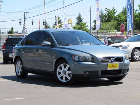 2005 Volvo S40 for sale at AK Motors in Tacoma WA