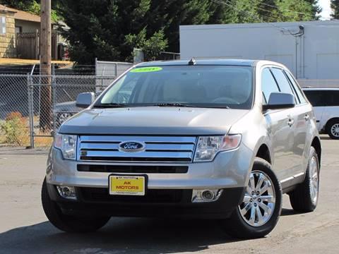 2008 Ford Edge for sale in Tacoma, WA