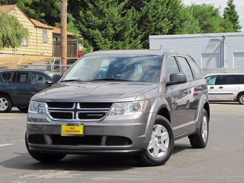 2012 Dodge Journey for sale at AK Motors in Tacoma WA