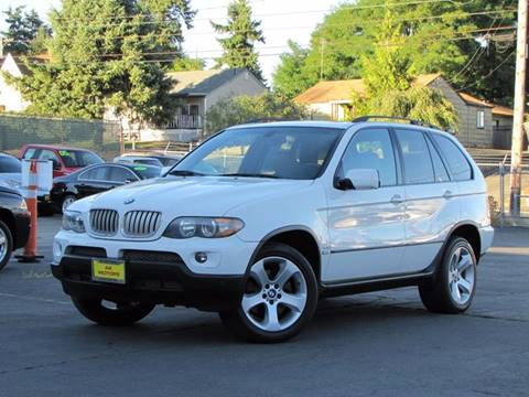 2005 BMW X5 for sale in Tacoma, WA