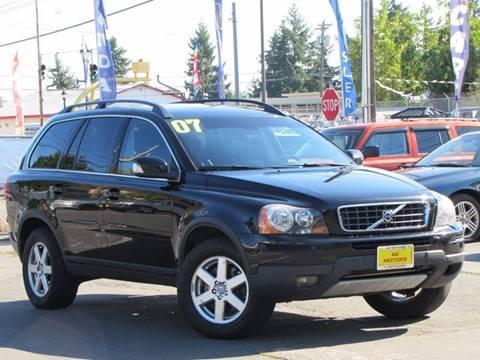2007 Volvo XC90 for sale in Tacoma, WA