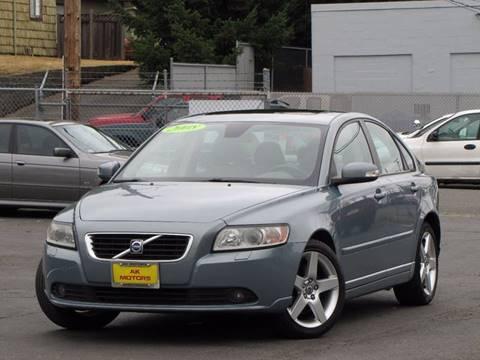 2008 Volvo S40 for sale in Tacoma, WA