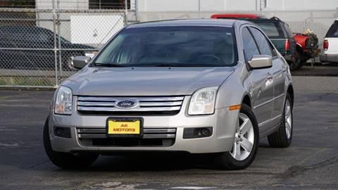 2008 Ford Fusion for sale in Tacoma, WA