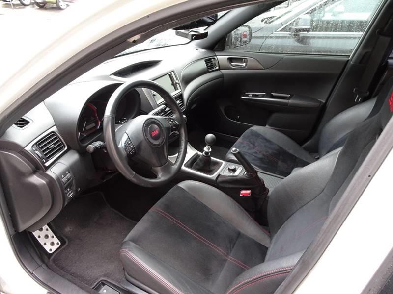 Subaru wrx sti 2011 interior   Subaru: 2020 Subaru WRX STI Interior