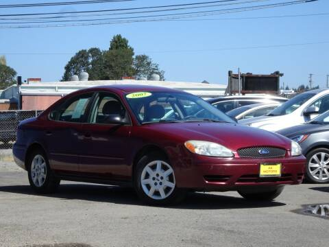 2007 Ford Taurus for sale at AK Motors in Tacoma WA
