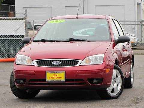 2005 Ford Focus for sale in Tacoma, WA