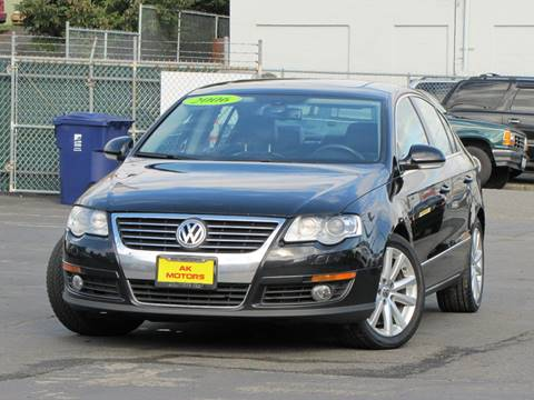2006 Volkswagen Passat for sale at AK Motors in Tacoma WA
