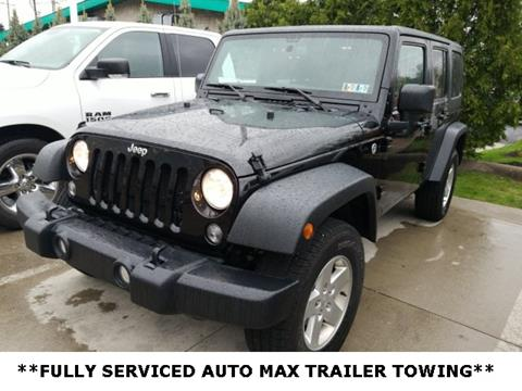 2014 Jeep Wrangler Unlimited for sale in Mayfield Village, OH