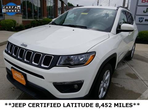 2018 Jeep Compass for sale in Mayfield Village, OH
