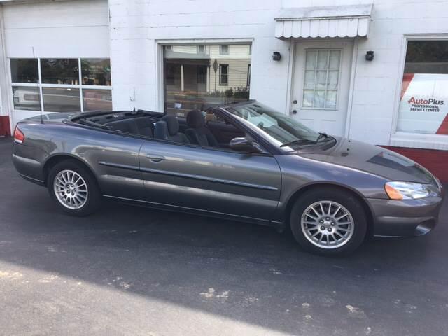 2004 Chrysler Sebring LX 2dr Convertible - Denver PA