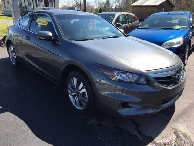 2012 Honda Accord EX 2dr Coupe 5A - Denver PA