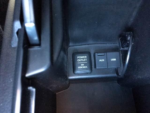 2012 Honda Accord EX 2dr Coupe 5A - Denver PA