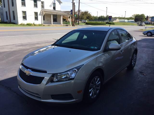 2011 Chevrolet Cruze LT 4dr Sedan w/1LT - Denver PA