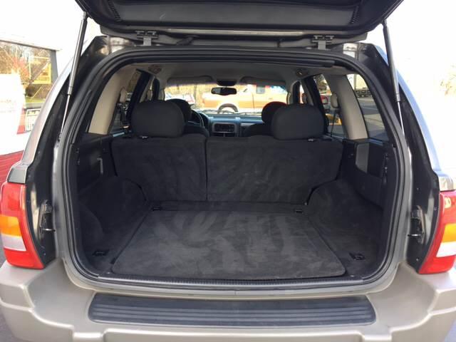 2002 Jeep Grand Cherokee 4dr Laredo 4WD SUV - Denver PA