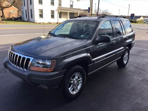 2002 Jeep Grand Cherokee for sale in Denver, PA