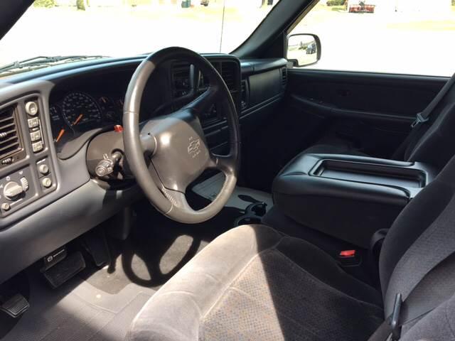 2002 Chevrolet Silverado 1500 4dr Extended Cab LS 4WD SB - Denver PA