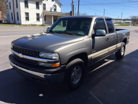 2002 Chevrolet Silverado 1500 for sale in Denver, PA