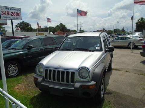 2004 Jeep Liberty for sale in Marrero, LA
