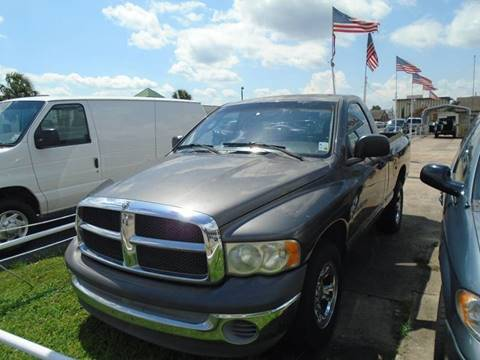 2002 Dodge Ram Pickup 1500 for sale in Marrero, LA