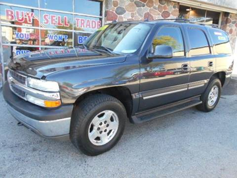 2005 Chevrolet Tahoe for sale in Butler, WI