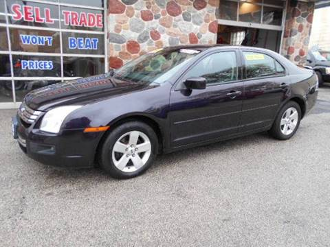 2007 Ford Fusion for sale in Butler, WI