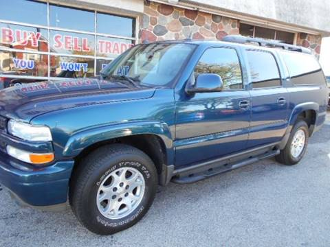 2005 Chevrolet Suburban for sale in Butler, WI