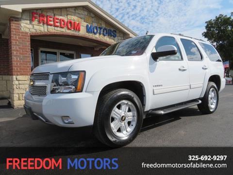 2011 Chevrolet Tahoe for sale in Abilene, TX