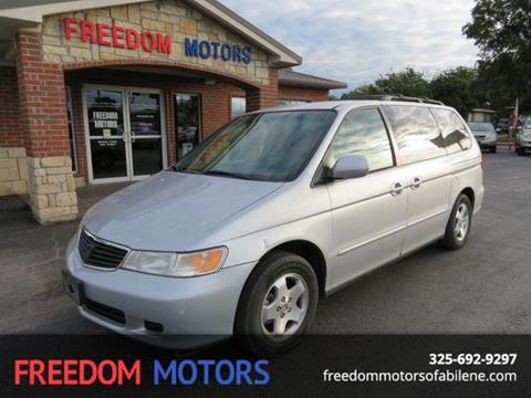 2001 Honda Odyssey for sale in Abilene, TX