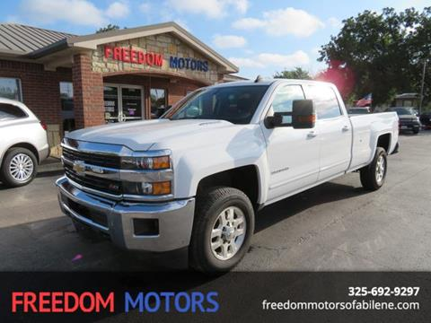 2015 Chevrolet Silverado 3500HD for sale in Abilene, TX