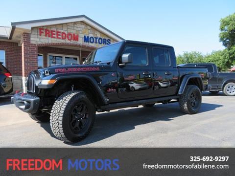 2020 Jeep Gladiator for sale in Abilene, TX