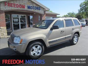 2005 Jeep Grand Cherokee for sale in Abilene, TX