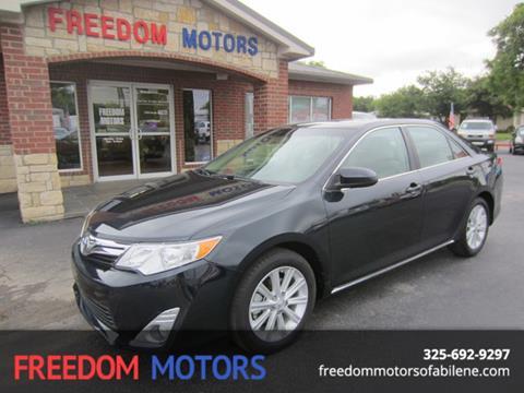 2013 Toyota Camry for sale in Abilene, TX