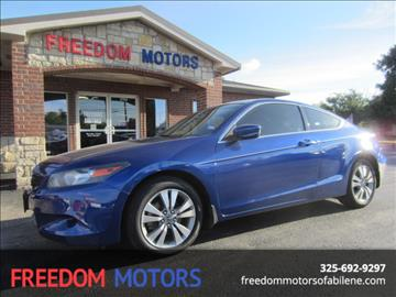 2009 Honda Accord for sale in Abilene, TX