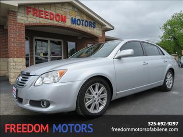 2008 Toyota Avalon for sale in Abilene, TX
