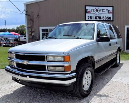 1997 Chevrolet Tahoe for sale in Houston, TX