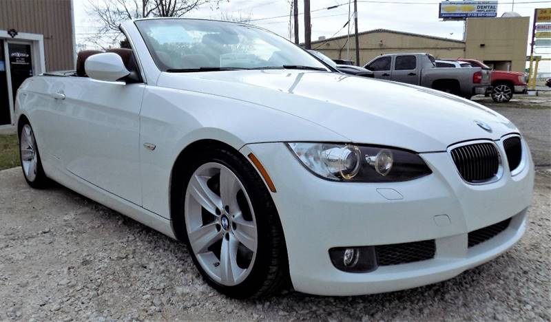 Bmw Series I Dr Convertible In Houston TX TEXSTAR - 2010 bmw 335i convertible