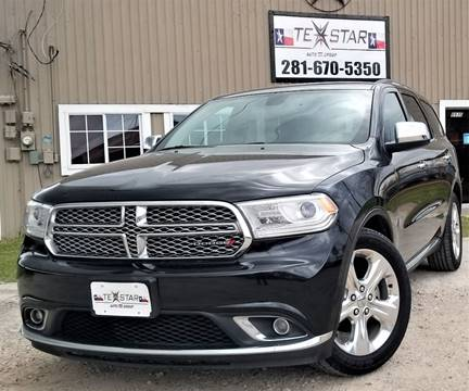2014 Dodge Durango for sale in Houston, TX