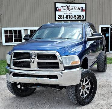 2010 Dodge Ram Pickup 2500 for sale in Houston, TX