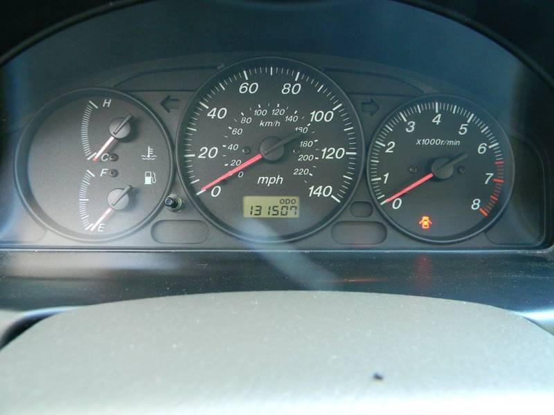 2002 Mazda Protege LX 4dr Sedan - Troutville VA