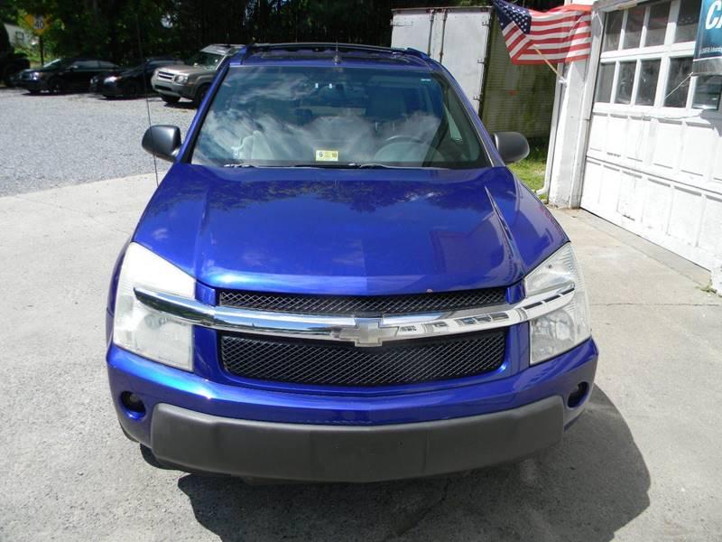 2005 Chevrolet Equinox AWD LT 4dr SUV - Troutville VA