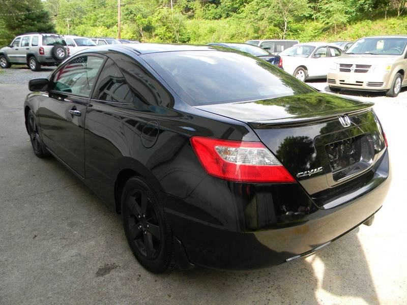 2007 Honda Civic EX 2dr Coupe (1.8L I4 5A) - Troutville VA