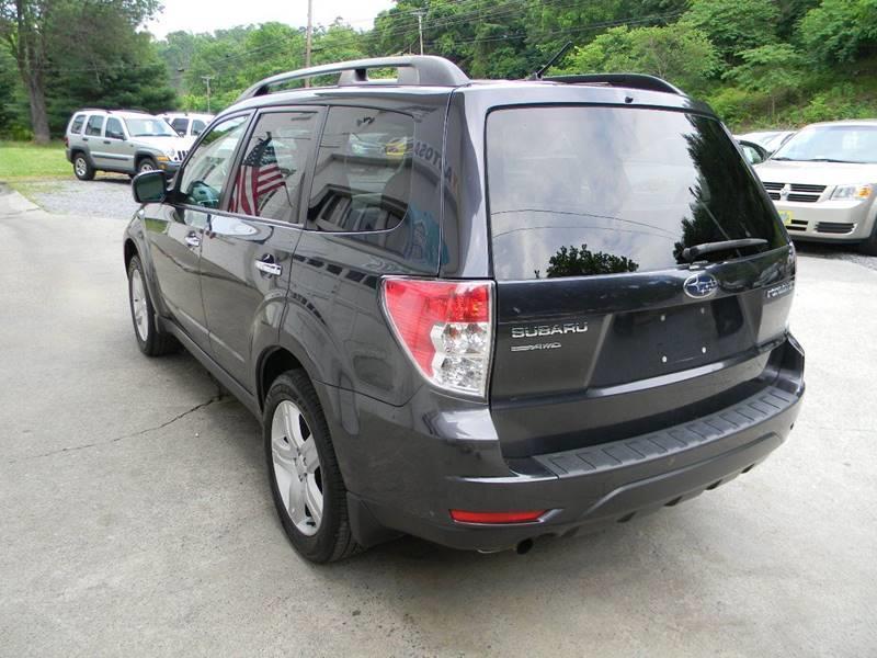 2010 Subaru Forester AWD 2.5X Premium 4dr Wagon 5M - Troutville VA