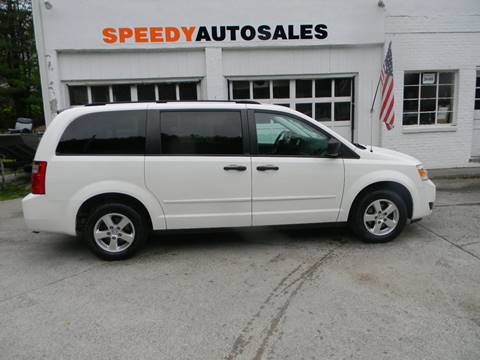 2008 Dodge Grand Caravan for sale in Troutville, VA