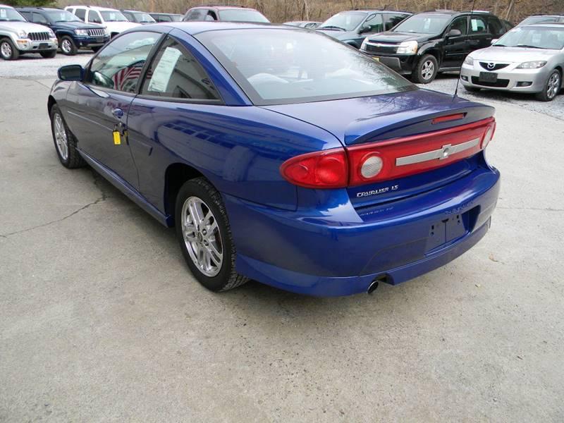 2003 Chevrolet Cavalier LS Sport 2dr Coupe - Troutville VA